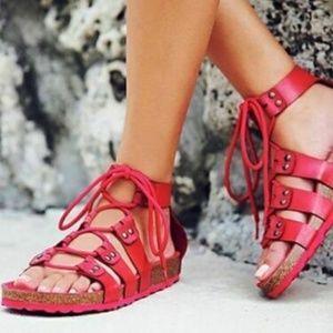 Jeffrey Campbell Pasadena Size 41 Gladiator Sandal